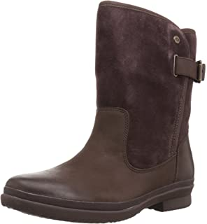8e1075b0f00 Amazon.com | UGG Women's Janina Snow Boot | Mid-Calf