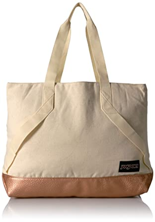 f67dd3601 Amazon.com: JanSport Dylan Tote - Rose Gold: Clothing
