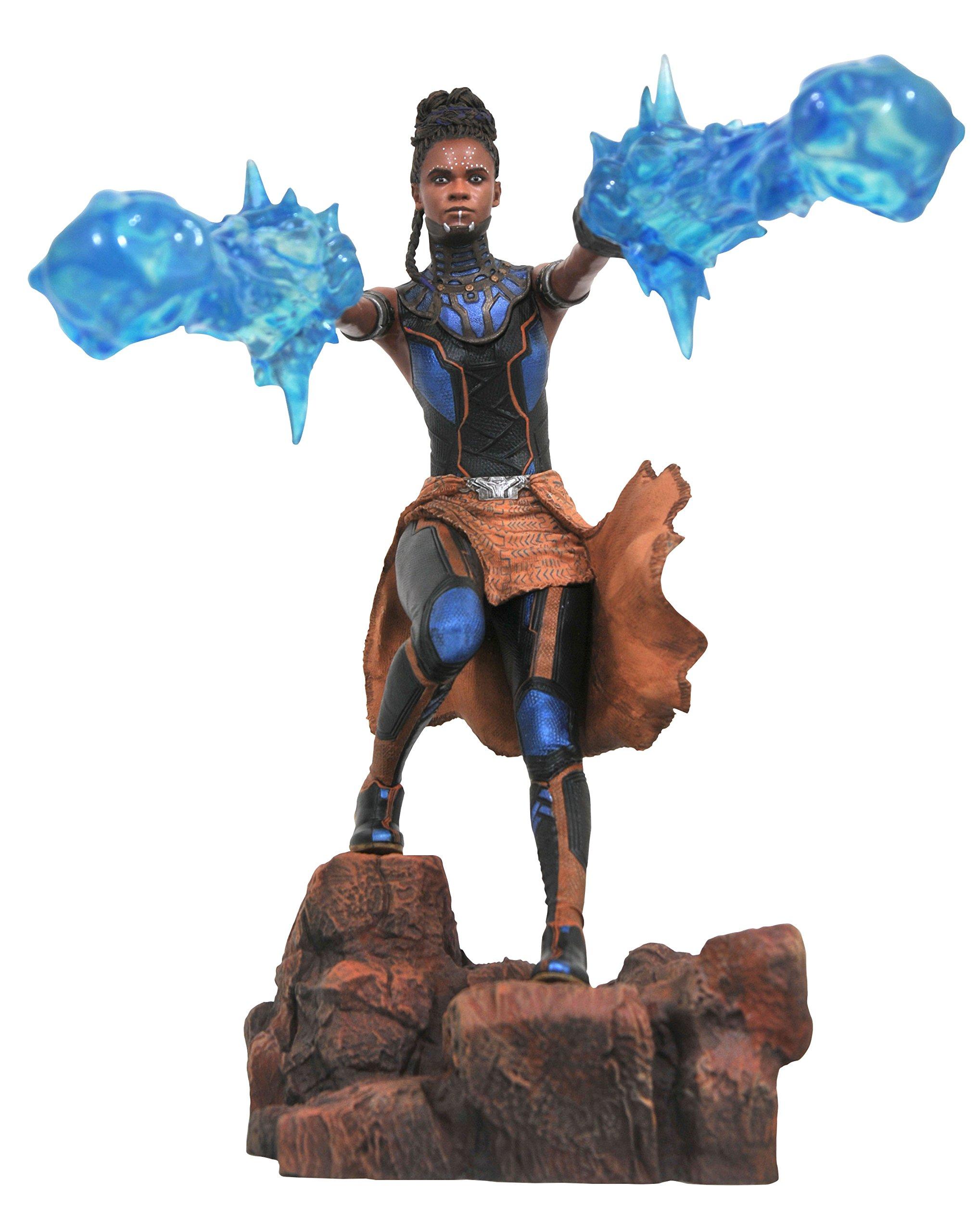 Black Panther Movie Pvc Vinyl Figure Diamond Select Toys Marvel Gallery