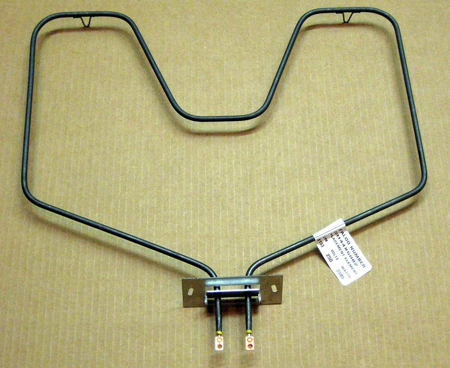 Bottom heating element for self-cleaning oven GE Hotpoint WB44X5082