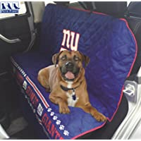 Pets First NFL New York Giant Pet Car Seat Cover 50-in x 50-in Deals