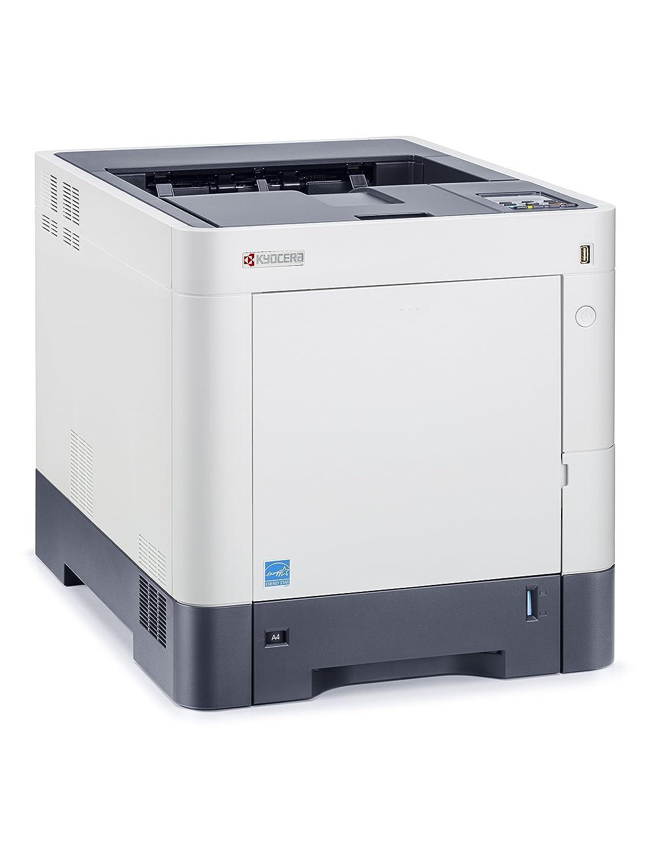 KYOCERA P6130cdn Color 9600 x 600 dpi A4 - Impresora láser (Laser, Color, 9600 x 600 dpi, A4, 600 Hojas, 30 ppm)