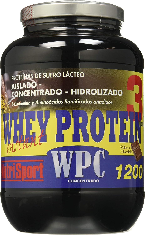 Nutrisport Whey Protein 3-1200 gr