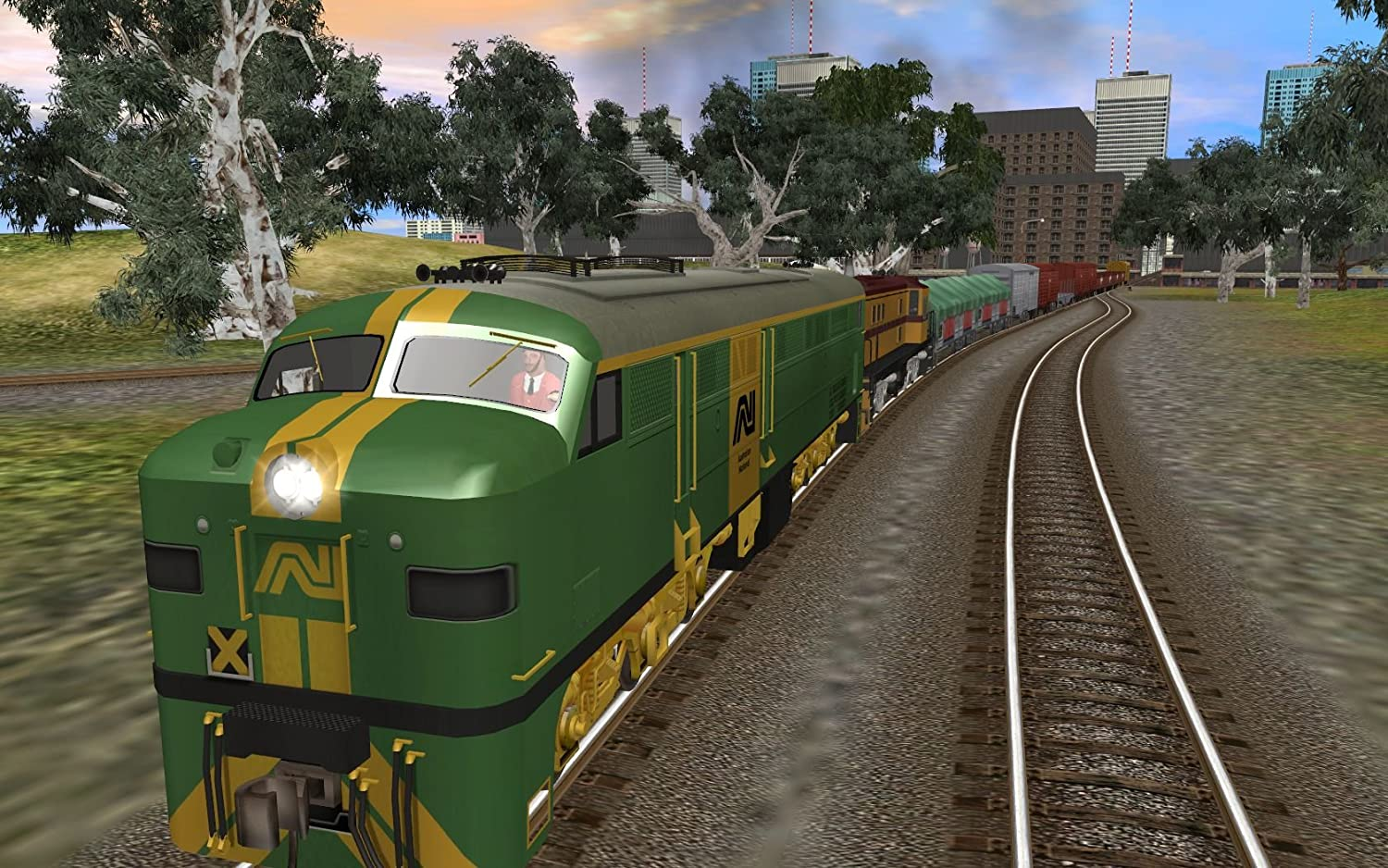 free download game train simulator 2010 full version
