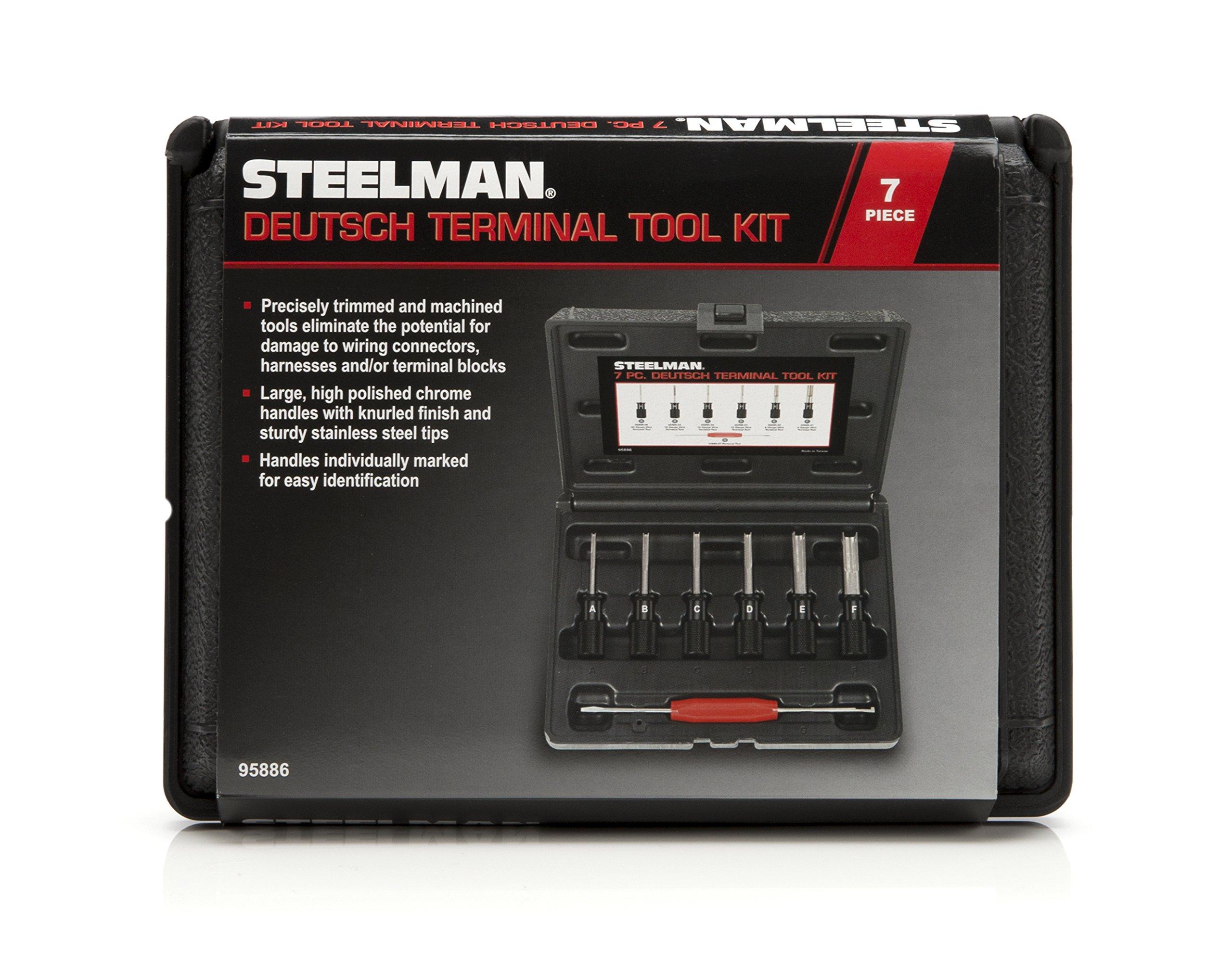 Steelman 95886 7-Piece Deutsch Terminal Tool Kit by Steelman (Image #9)