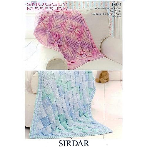 Knitting Pattern For Baby Blanket Amazon
