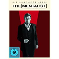 The Mentalist Komplettbox (exklusiv bei Amazon.de) [Limited Edition]