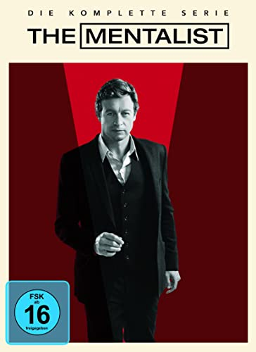 The Mentalist Komplettbox by Amazon