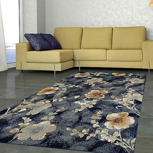 Quality Soft Silk Area Rug