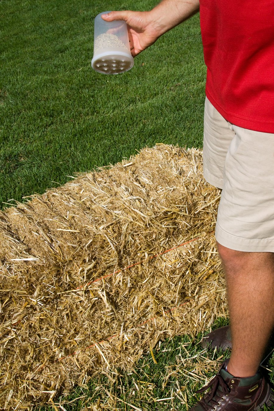 Amazon.com : BaleBuster Straw Bale Gardening TWENTY bale preparation ...