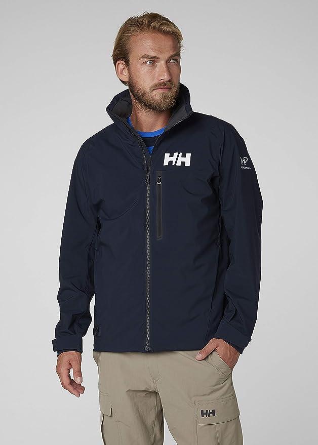 Helly Hansen HP Racing Midlayer Lifaloft Cuello Forro Polar Marina Deportes Navegaci/ón Chaqueta Impermeable Mujer