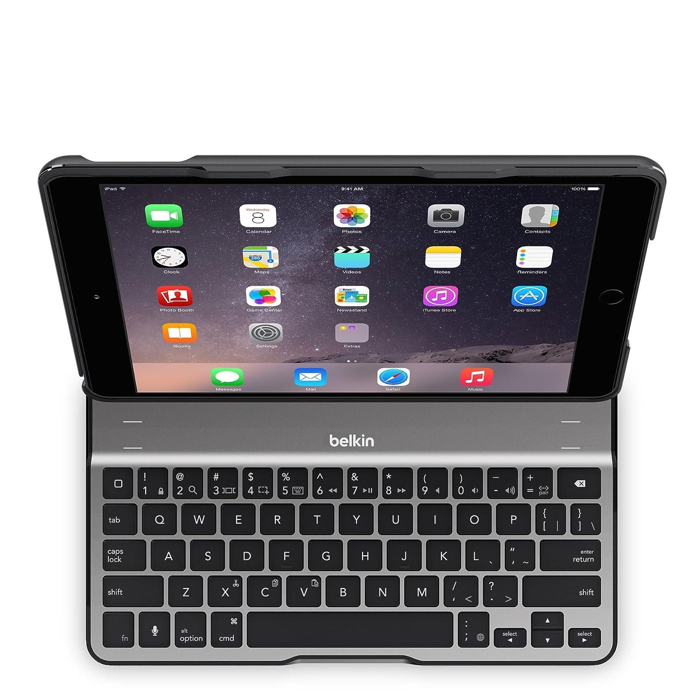 Black Belkin QODE Ultimate Keyboard Case for iPad Air 2