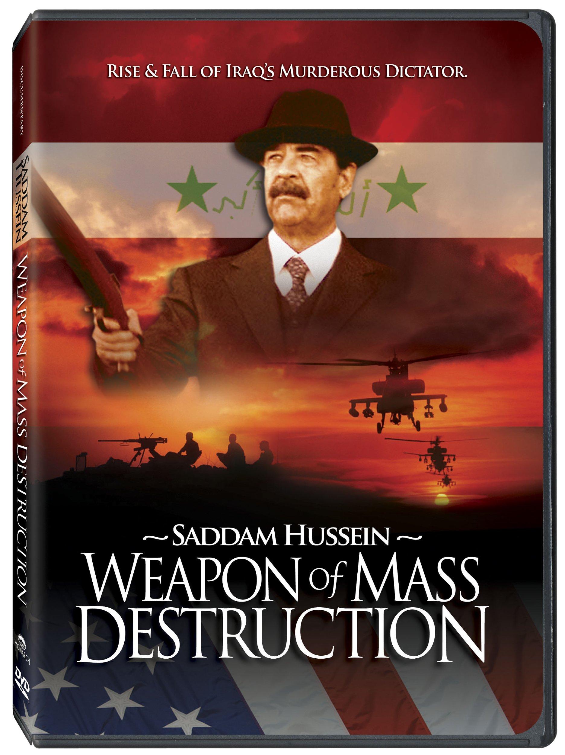 DVD : Weapon Of Mass Destruction-murderous Reign Of Sadd (DVD)