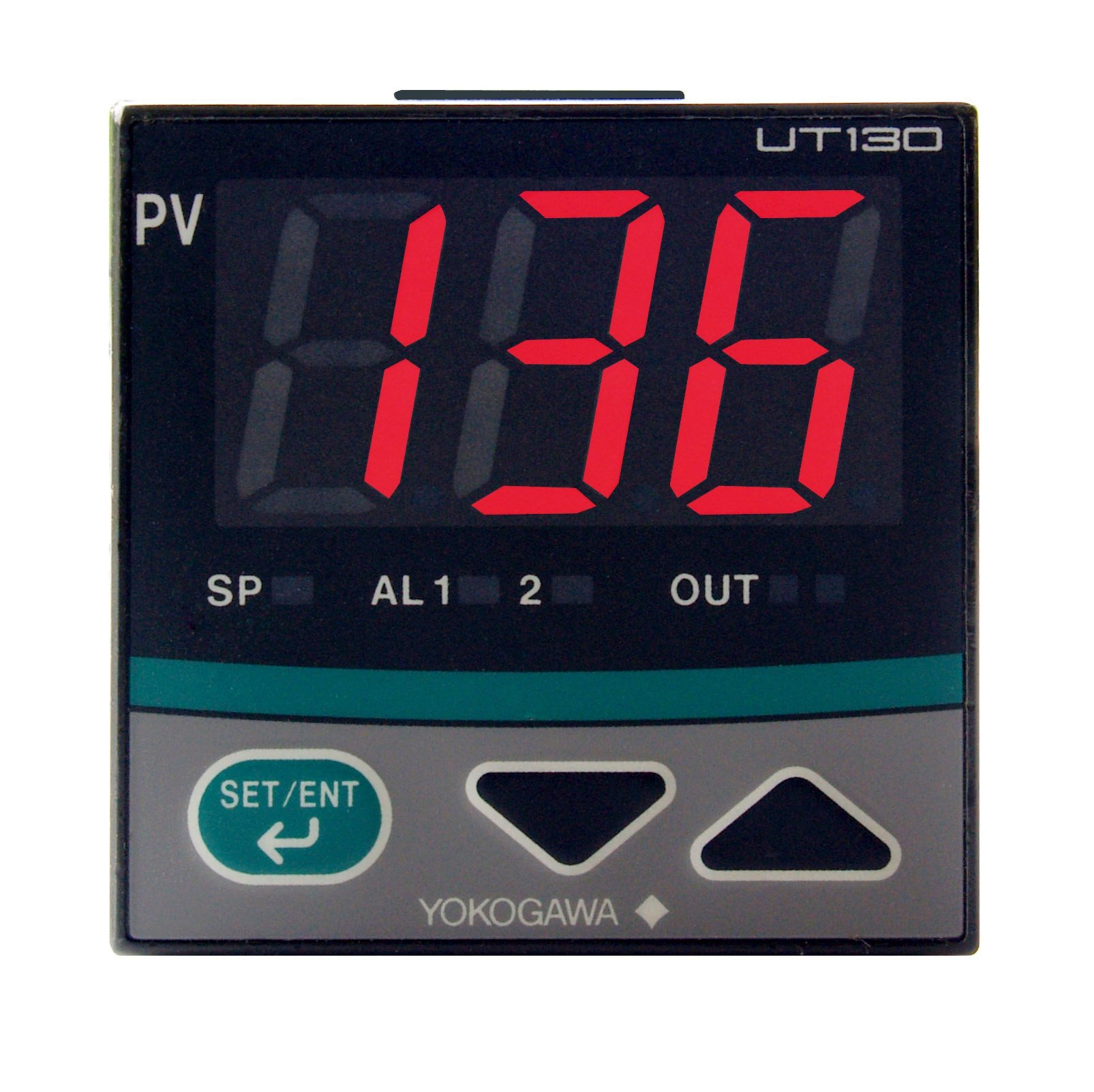 Yokogawa 1/16 DIN Temperature Controller with Heating Type Relay Output, with Cooling Type Relay Output, with 24 VDC/24 VAC Power Supply
