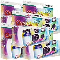 5x Fujifilm Quicksnap Flash Einwegkamera, 27 Bilder, mit Blitz