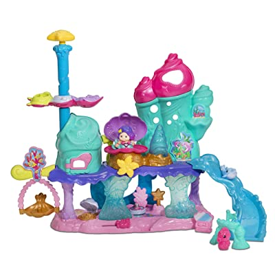 VTech Go! Go! Smart Friends Shimmering Seashell Castle: Toys & Games