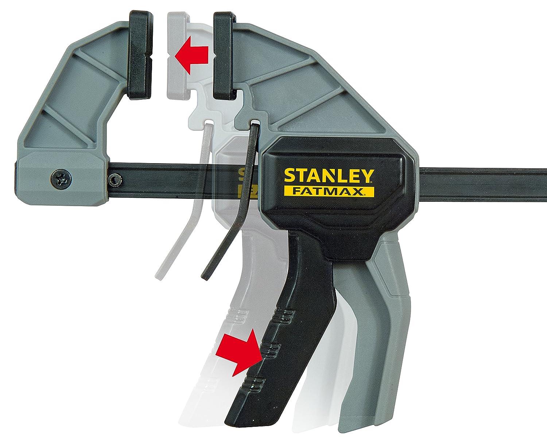 300 mm, 45 kg, 1 St/ück FMHT0-83233 Stanley Einhandzwinge Fatmax medium