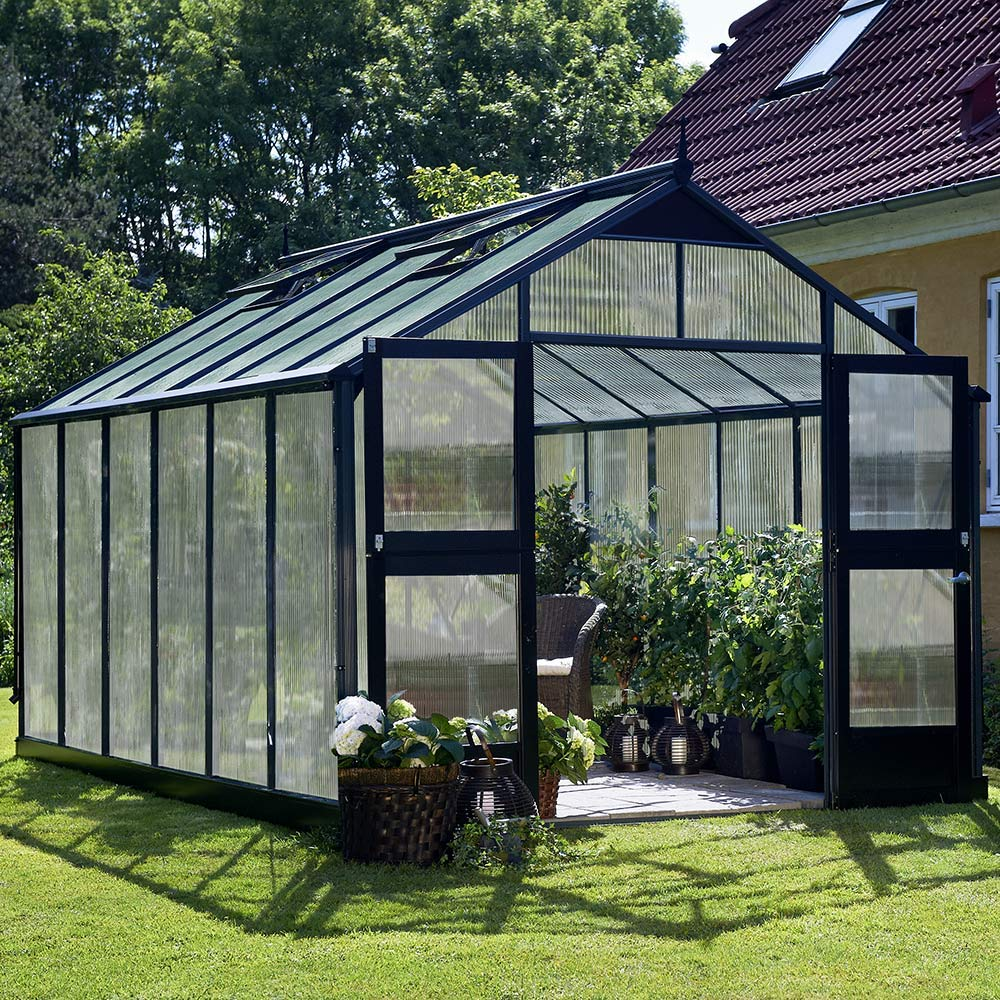 Amazon.com: Juliana Premium Greenhouse 10x12: Jardín y ...