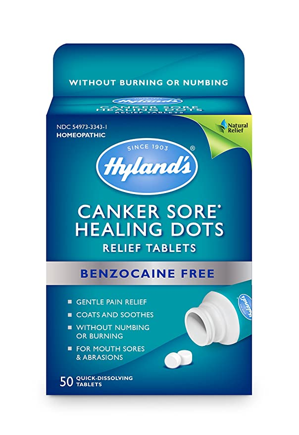 AmazonSmile: Canker Sore Relief Treatment by Hyland