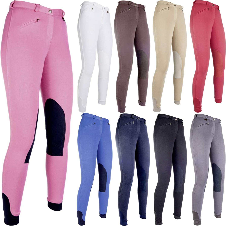 Femme HKM Reithose Penny Easy Pantalon d/équitation Penny Easy