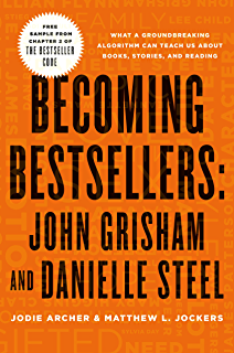 The bestseller code anatomy of the blockbuster novel kindle becoming bestsellers john grisham and danielle steel sample from chapter 2 of the bestseller fandeluxe Gallery