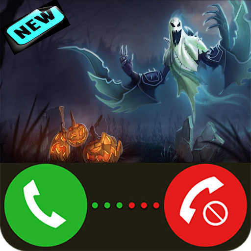 Halloween Ghosts Prank Call ()
