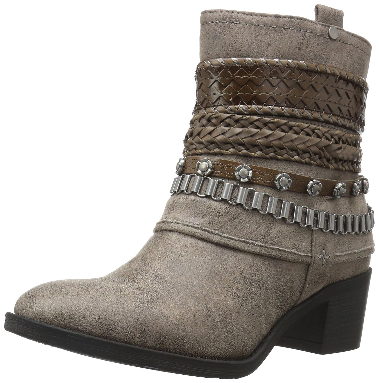 Carlos by Carlos Santana Women's Cole Ankle Boot B06XJC77Z4 8.5 M M US|Mole