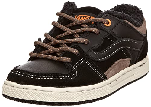 75fe96441c Vans Junior Baxter Weather Black Quarry Fashion Sports Skate Shoe Vmaxlir 1  Uk