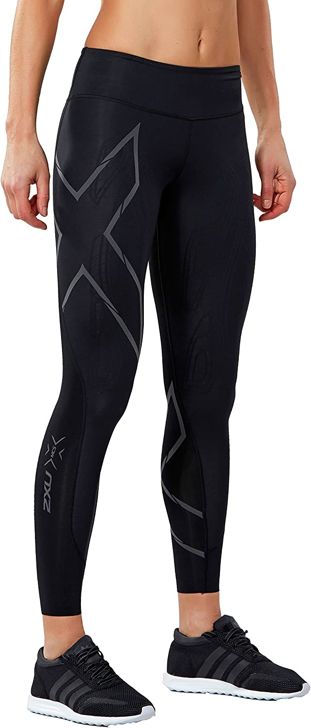 Image of 2XU Women's MCS Run Compression Tights Compression Pants & Tights