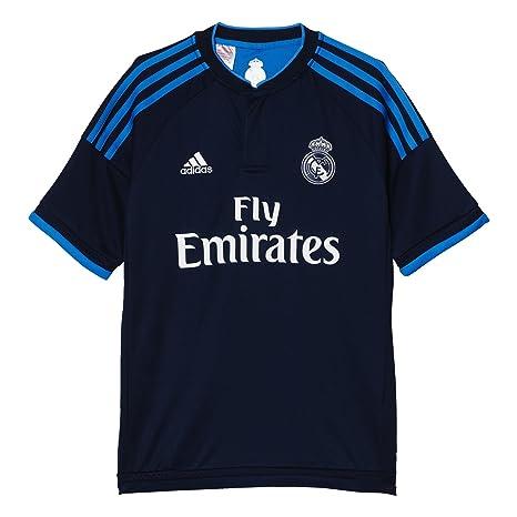 4353c2dc1005c adidas Real 3 JSY Y Real Madrid 2015-2020 Maglia da Bambino