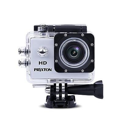 Prixton Caméra Sport Résistant à l'eau dv608