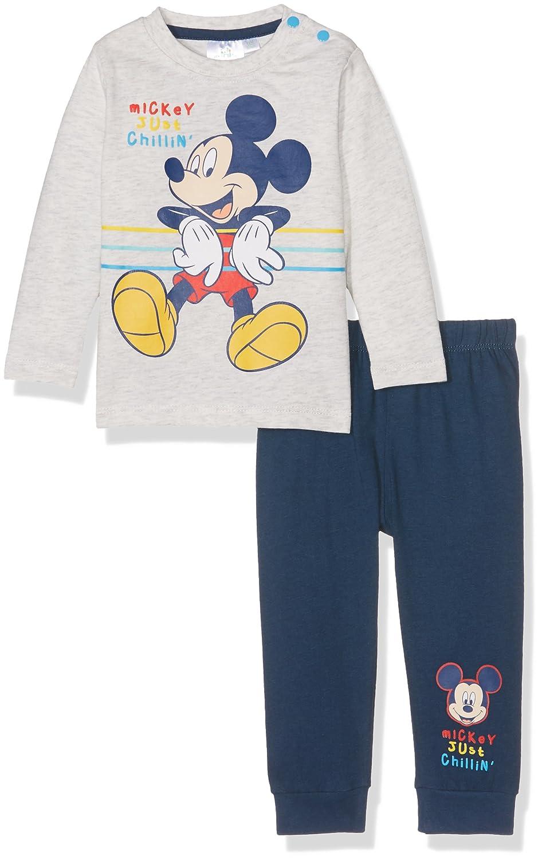 Disney Baby-Jungen Zweiteiliger Schlafanzug
