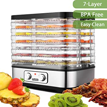 HomdoxFood Dehydrator for Jerky