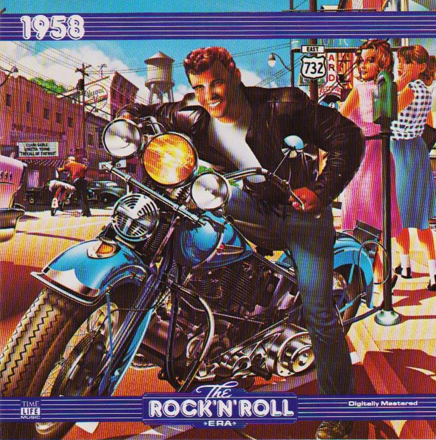 Rock N Roll Era 1958 Amazon Music