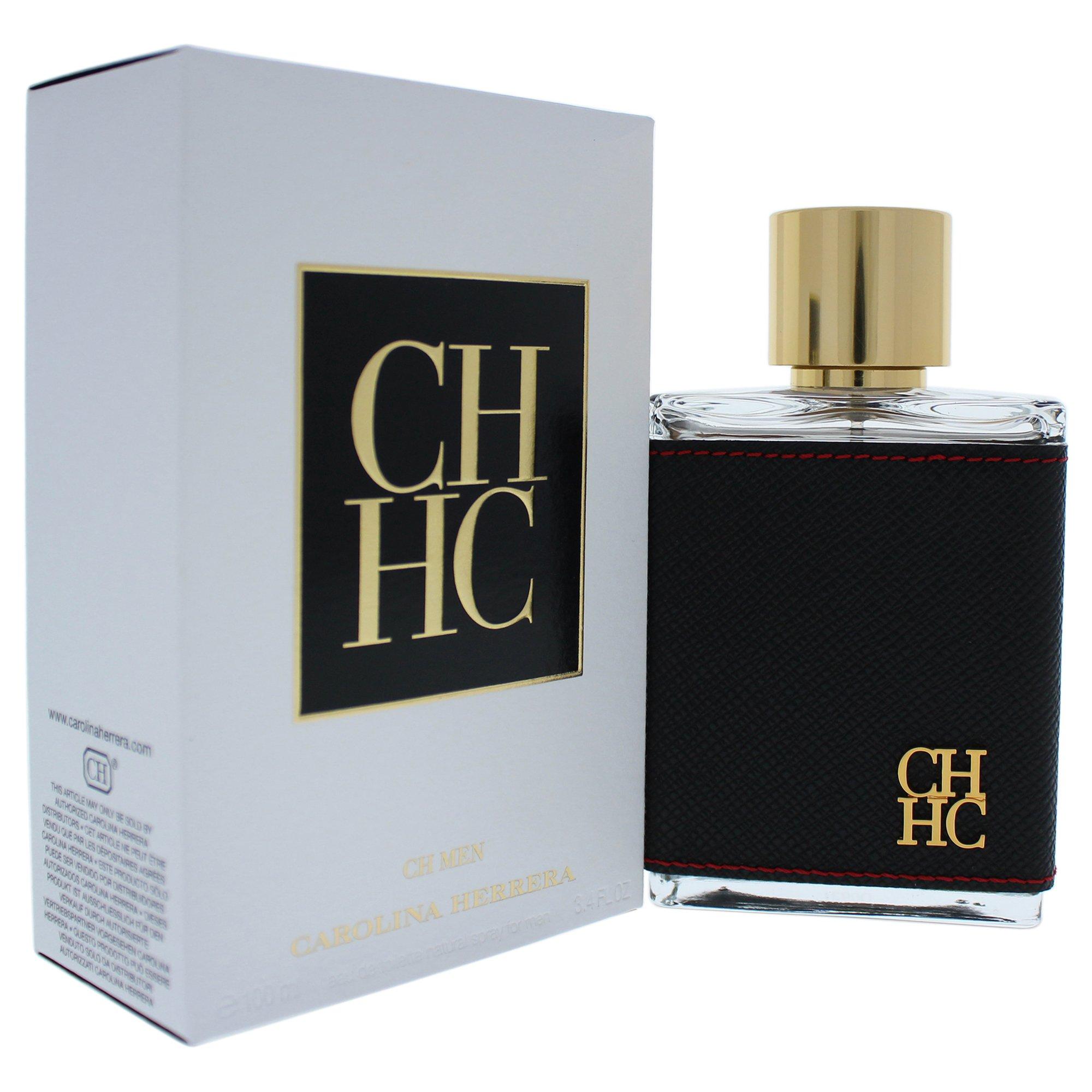 9a4dfee38a Amazon.com  CH by Carolina Herrera for Men - 3.4 oz EDT Spray  CAROLINA  HERRERA  Beauty