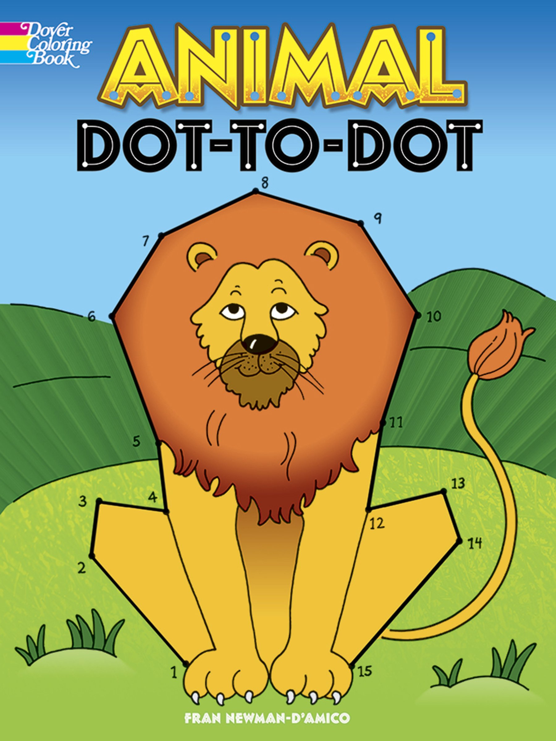 Download Animal Dot-to-Dot (Dover Coloring Books) ebook