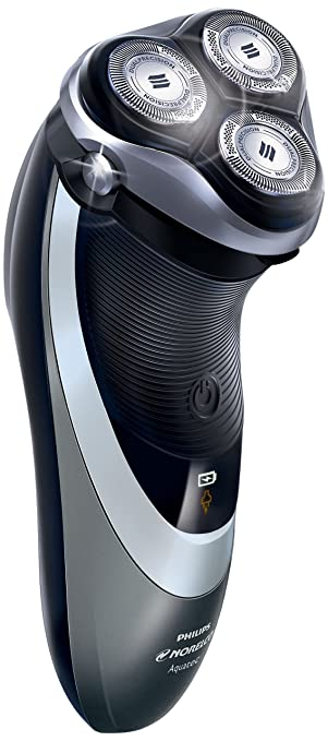 Philips Norelco Shaver 4500, Rechargeable Wet/Dry Electric Shaver, with Pop-up Trimmer & Cleaning Brush, AT830/41 Frustration Free Packaging