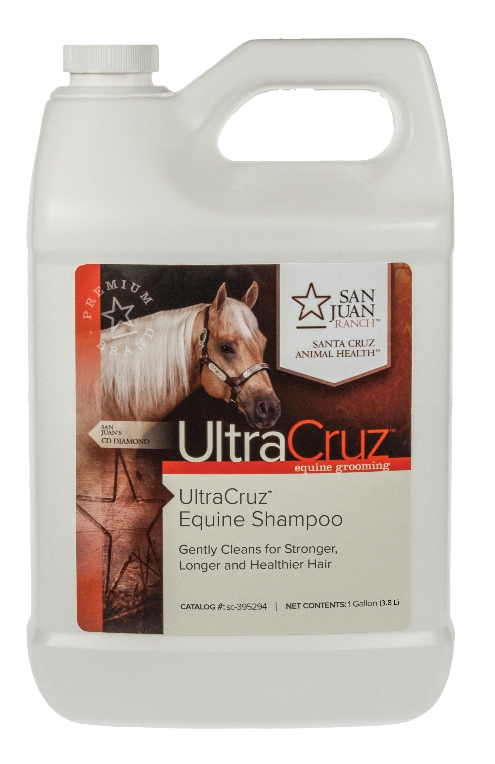UltraCruz Equine Horse Shampoo, 1 gal