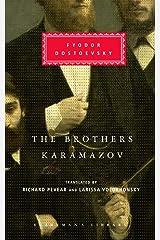 The Brothers Karamazov (Everyman's Library) Hardcover