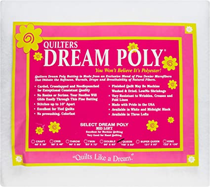 Quilters Dream Poly Select Queen Multi