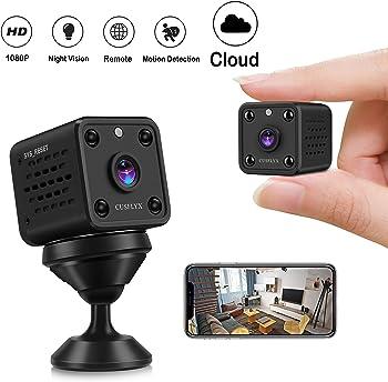Cusflyx WiFi 1080P HD Cloud Mini Camera