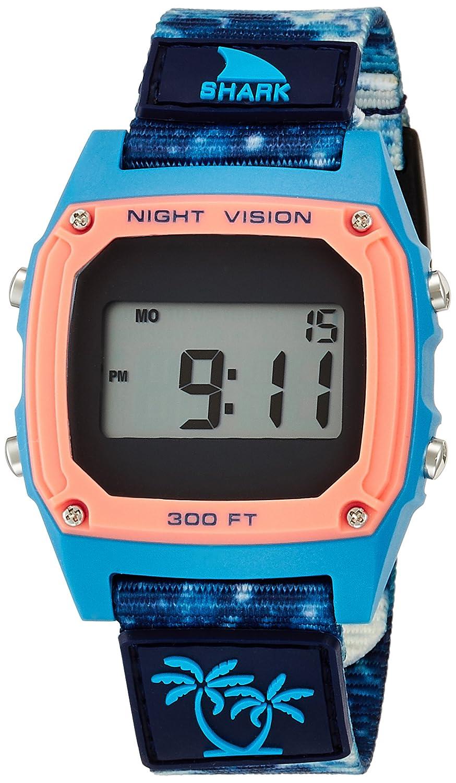 Freestyle Luke Davis Signature Shark Classic Clip Blue Wave Unisex Watch FS101001