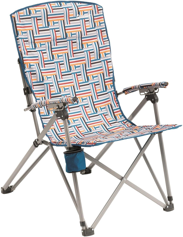 Outwell Harber Summer Stuhl, Mehrfarbig, 60x85x105 cm