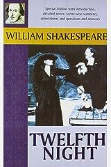 Twelfth Night Paperback