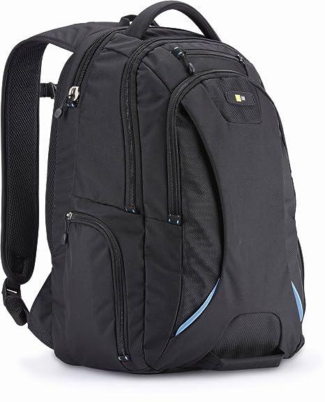 Case Logic BEBP115 Professional Sport Rucksack bis 39,6 cm (15,6 Zoll) mit Tablet Fach schwarz