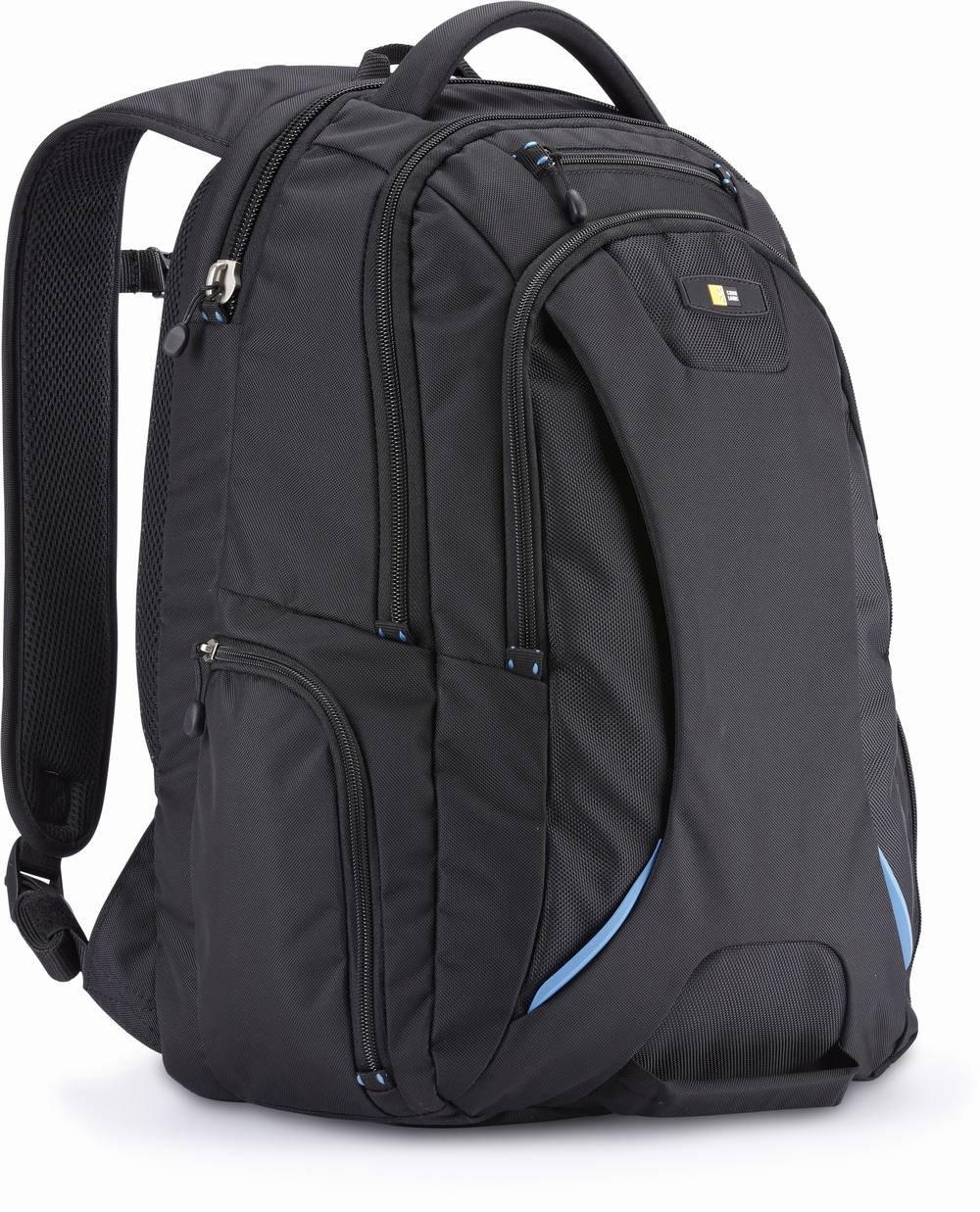 Case Logic BEBP-115 15.6-Inch Laptop and Tablet Backpack, Black