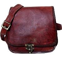 9 inches Urbankrafted Handmade Genuine Unisex Ladies Messenger Bag