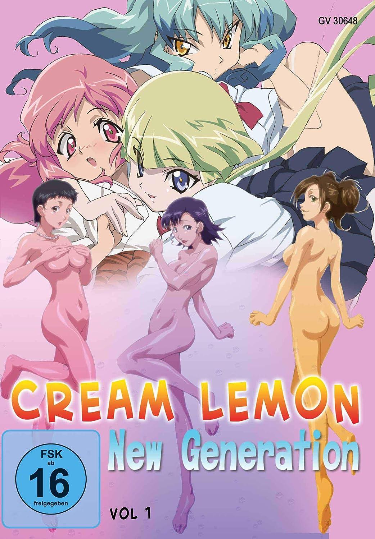 Cream Lemon: New Generation, Vol.1 [Alemania] [DVD]: Amazon ...