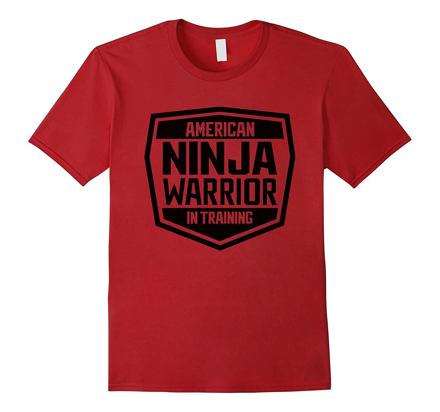 Ni-nja warri-or t shirts tees for kid, men and women Tshirt-CL