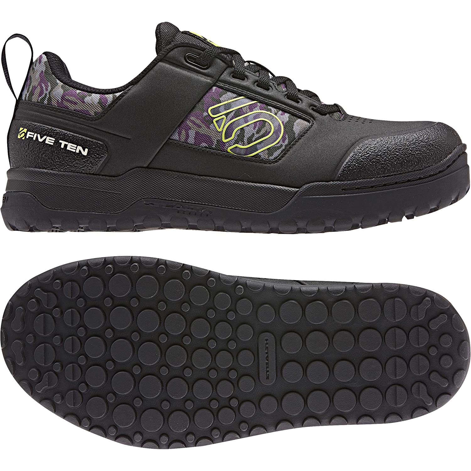 - - Five Ten Girls MTB-Schuhe Impact Pro Cargo schwarz Semi Solar Gelb Night Cargo  der beste Kundendienst